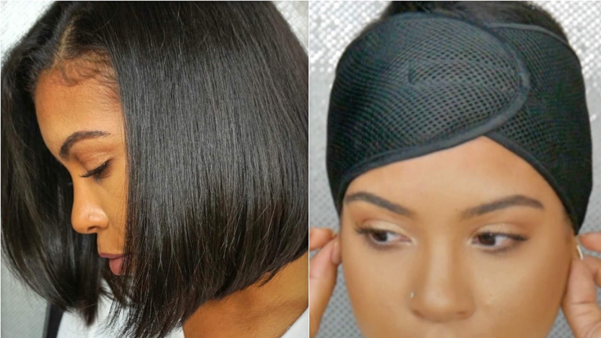 How To Maintain Straight Hair\/Duby Wrap [Video]  Black