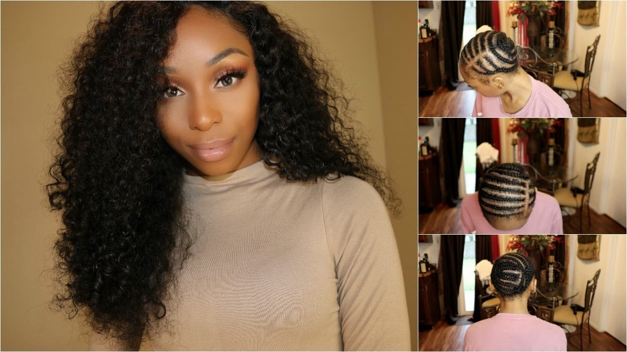 sew in weave for thin hair