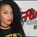 Easy Chic Crochet Braided Hairstyle