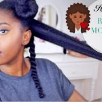 Moisturise DRY Natural Hair In 4 Easy Steps ????????????| Retain Moisture & Length [Video]