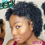 Natural Hair| How to REFRESH your Wash 'n Go without gel [Video]
