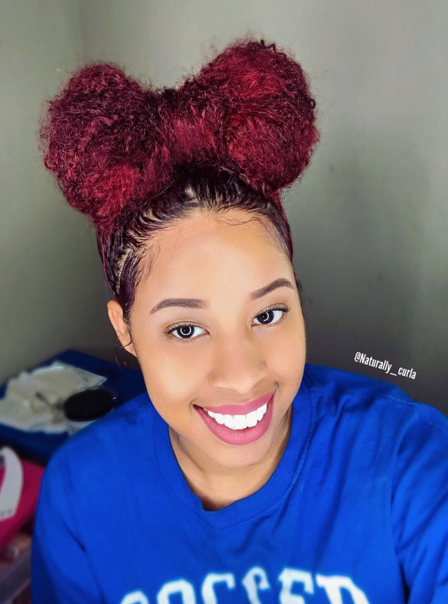 Dope Bow Naturally Curla Black Hair Information