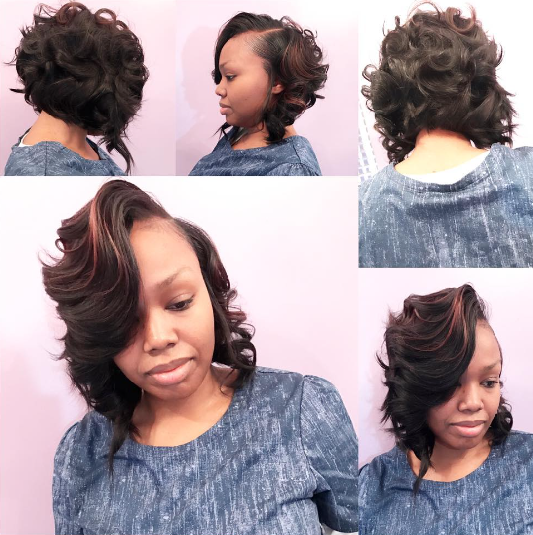 protective styles for relaxed shoulder length hair style via rockiej styles black hair information 4246