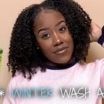 *BEST* Winter Wash and Go Routine [Video]