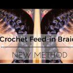 Easiest Feed-in Braids? | New Method | Crochet [Video]