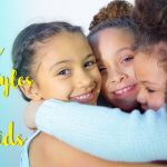Easy Curly Hairstyles for Kids this Holiday