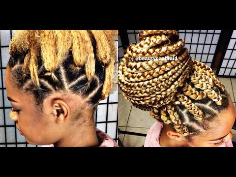 easy to grip rubber band method video   black hair