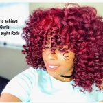 How to achieve curls using only eight perm rods/perm rod cheat [Video]