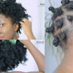 HOW TO    BANTU KNOTS OUT ON THIN/FINE NATURAL HAIR 4C  [Video]