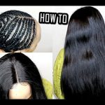 HOW TO DO Full Sew In WEAVE No Leave Out Tutorial ( BEGINNERS FRIENDLY ) [Video]