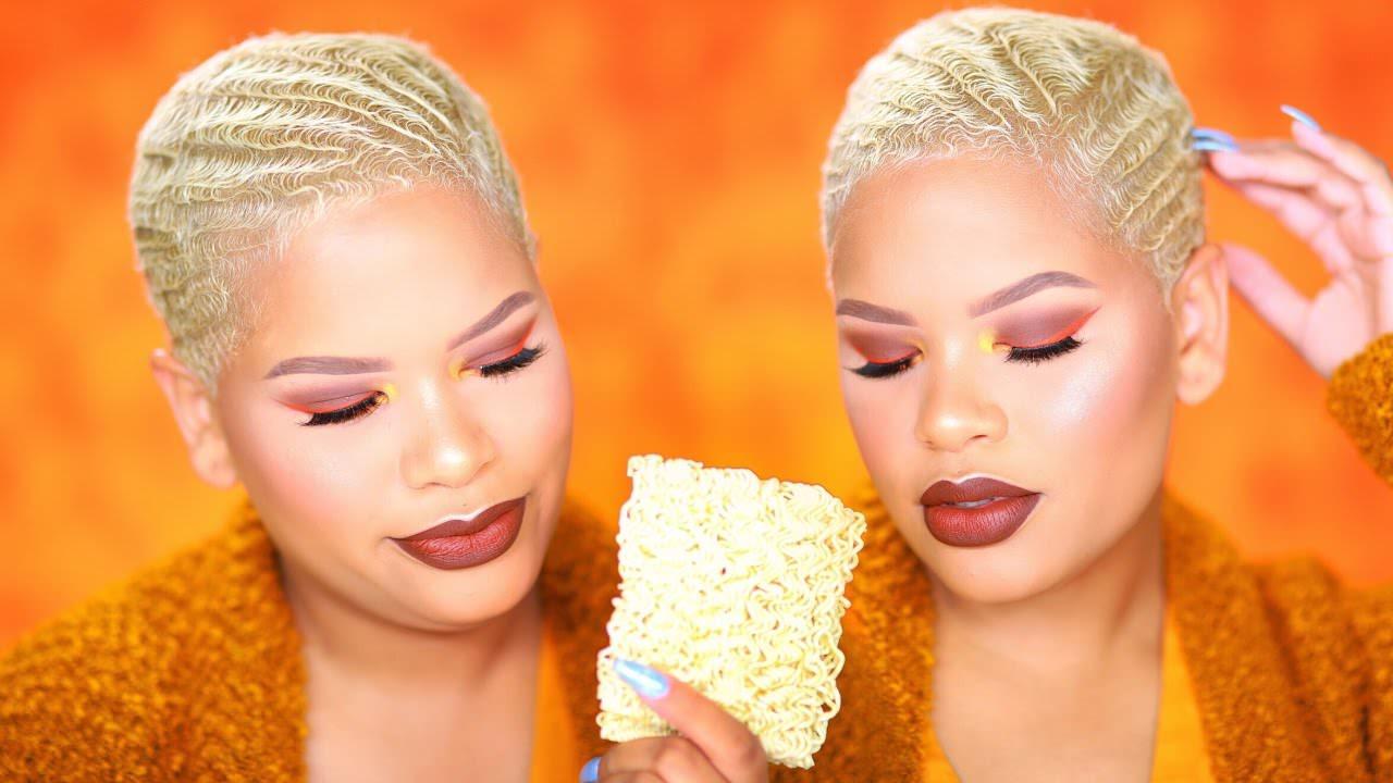How To Ramen Noodle Hair Lmao How I Achieve My Hair