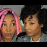 How To: Stretch Natural Hair w/ Curlformers