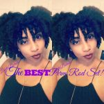 Easily The BEST Perm Rod Set EVER! | Natural Hair