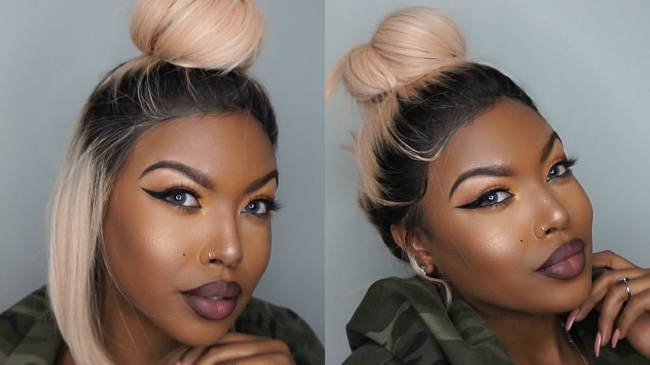 Quick And Easy Updos For Natural Hair