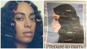 London News Paper Rips Solange's Image To Sell A Story And Social Media Isn't Having It