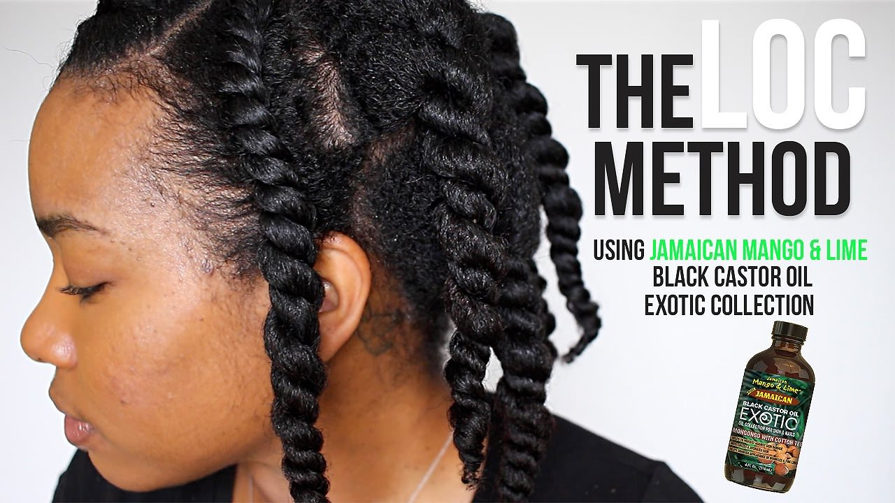 The Loc Method Healthy Natural Hair Journey Video