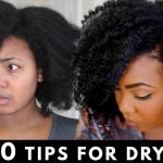 Top 10 Tips on How to Moisturize Dry Hair during the Winter | Natural Hair