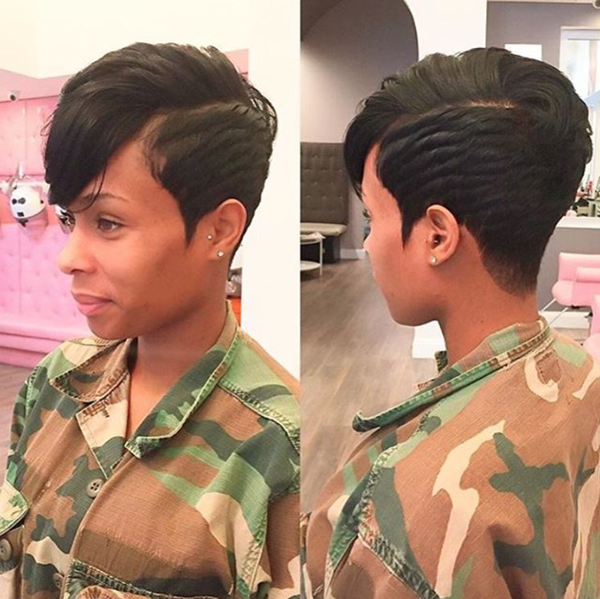 short hair styles for black girls flawless thejaechristian black hair information 2284 | Screen Shot 2017 01 02 at 11.06.53 AM