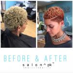 Nice transformation via @salonpk