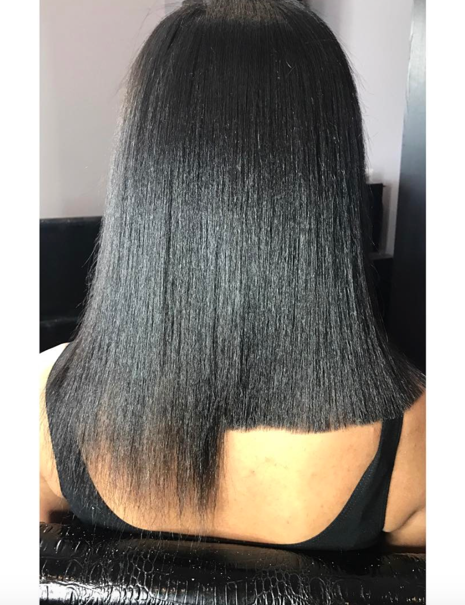 Trimming Process By Dommiecole Black Hair Information