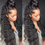Flawless sew in by @the_rose_affect