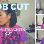 Chop Chop! Color, Straighten, Cut – Vibrating Flat Iron