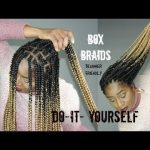 DIY BOX BRAIDS || START TO FINISH|| BEGINNER FRIENDLY [Video]