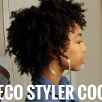 Flawless Twistout with Eco Styler Coconut  [Video]