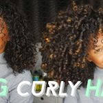 HIGHLY REQUESTED BIG CURLY WINTER HAIR ROUTINE USING FRIZZFREE BLUEBERRY BLISS COLLECTION [Video]