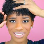 How To Go Natural WITHOUT doing the BIG CHOP in 4 Easy Steps! [Video]