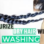 How to Moisturize Dry Natural Hair Without Wash Day or Deep Conditioning|Natural Hair [Video]