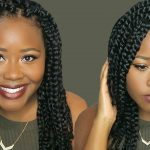 Easy Jumbo Box Braids- Under 3 hours [Video]