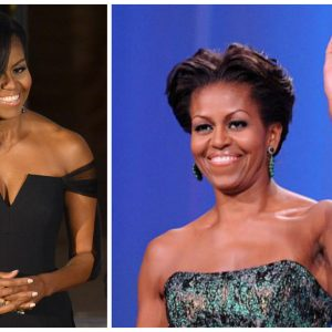 A Look Back! – Michelle Obama Hair And Style Over The Years [Gallery]
