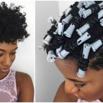 Natural Hair Twist N Curl on Short Natural Hair using the LOC Method [Video]