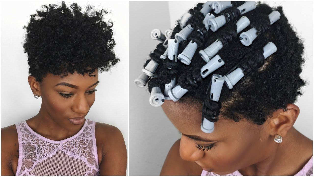 Twist N Curl Natural Hair