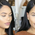 Pre-plucked Frontal Wig (super easy install!) | Hot Beauty Hair [Video]