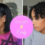 Straight to Curly Routine: Aussie Moist [Video]