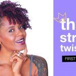 Three Strand Twist Out [Video]