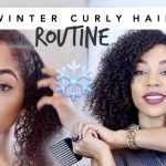 Winter Curly Hair Routine | Complete Wash Day [Video]