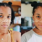 16 Easy Styles for Short Natural Hair in 10 Minutes!  [Video]