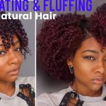 Separate & Fluff for Volume | Twist Out Take Down on Natural Hair ft Rapunzel the Future of Hair [Video]