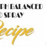 Try This Easy Recipe For A PH Balanced Braid Spray [Video]