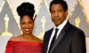Pauletta & Denzel Washington