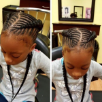 Cute via @narahairbraiding