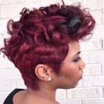 Beautiful cut and color by @msklarie