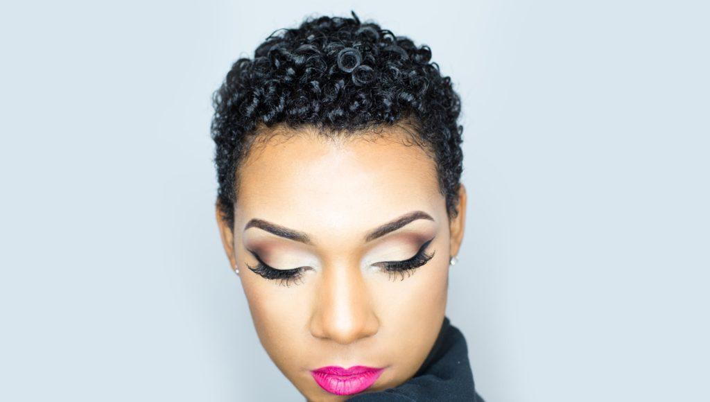 How To Grow Short Natural Black Hair