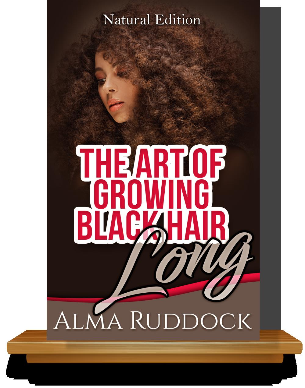 Growing ebook to secrets long black hair