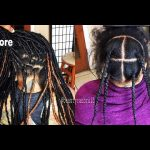 AVOID MASSIVE SHEDDING WHILE TAKING FAUX LOCKS DOWN [Video]