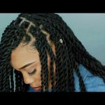 HOW TO: CHUNKY SENEGALESE TWIST [Video]