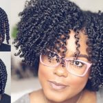 How To | Flat Twist-Out On Natural Hair [Video]
